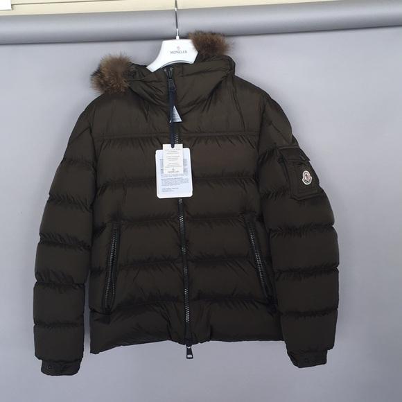 Moncler Jackets   Coats   Marque Giubbotto Jacket Brand New   Poshmark c79122f52aa